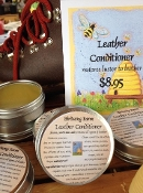 Birdsong Farm Pure Beeswax Leather Conditioner